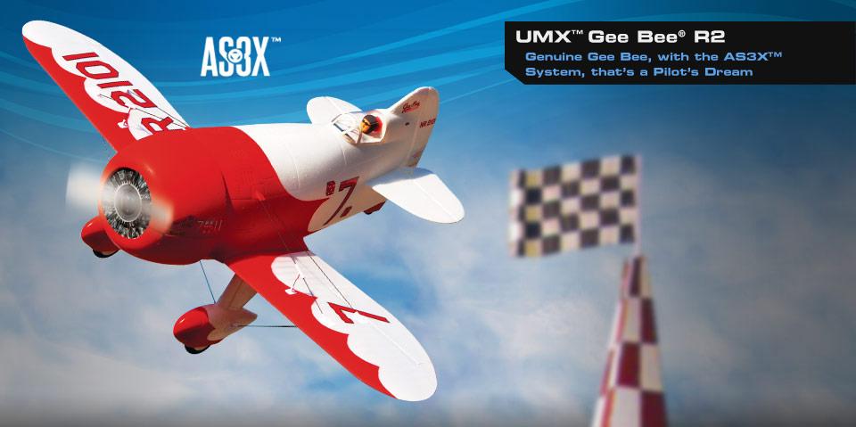 UMX Bee GEE R2