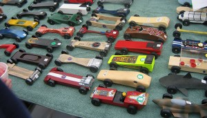 Get Ready For the Pinewood Derby!
