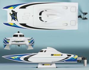 Aquacraft r/c boat