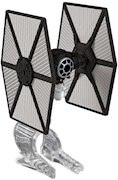 FIRST ORDER SPECIAL FORCES TIE FIGHTER™ Starship