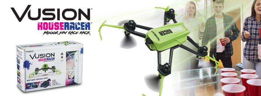 Vusion Houseracer 125 FPV RISE0207