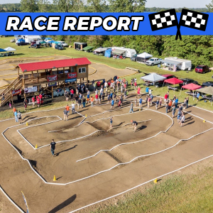 Race Report: Round 2 of THE-SERIES