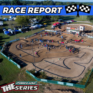 Race Report: Round 5 of THE-SERIES