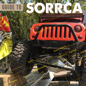 Tips for SORRCA Scale Crawling Competitions