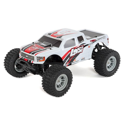 Losi Tenacity 1/10 RTR 4WD Brushless Monster Truck