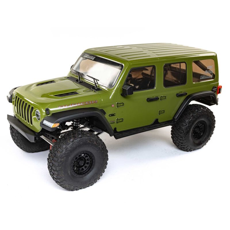 Axial 1/6 SCX6 Jeep JLU Wrangler 4WD