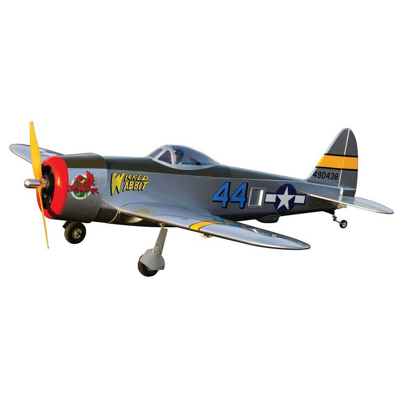 Hangar 9 P-47 Thunderbolt PNP, 58.4″