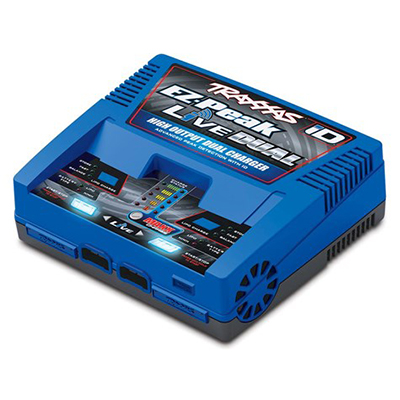 Traxxas EZ-Peak LIVE Dual Battery Charger