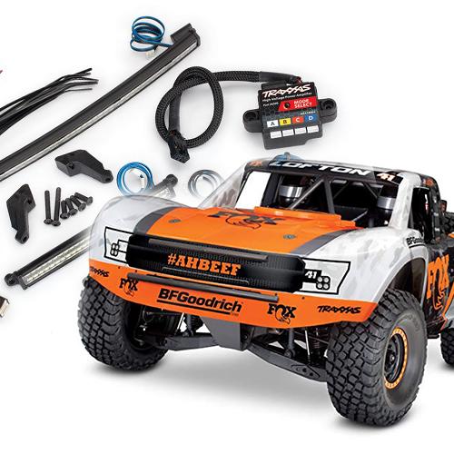 Unlimited Desert Racer w/ FREE Light Kit