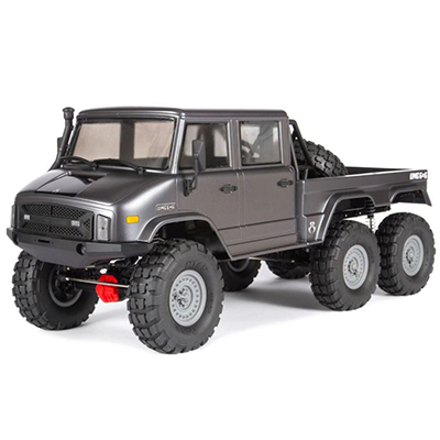 Axial SCX10 II UMG10 6×6 1/10th RTR Truck